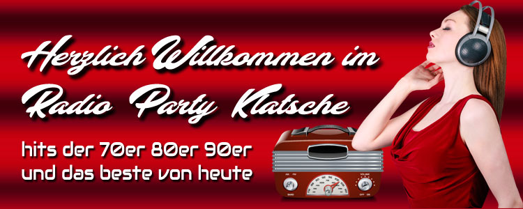 Welcome to Radio Party Klatsche